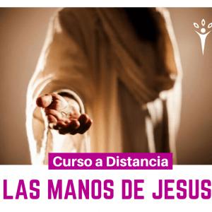 Sanación con las manos de Jesús