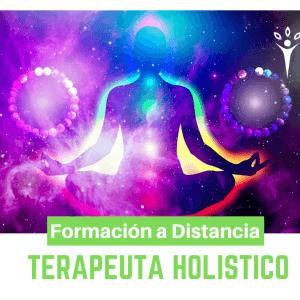 Formación Terapeuta Holístico