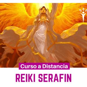 Reiki Serafín