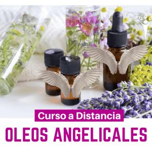 Elaboración de Oleos Angélicales