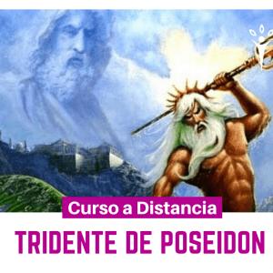 Tridente de Poseidón