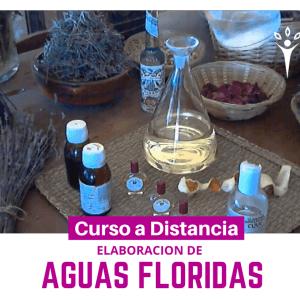 Elaboración de Aguas Floridas