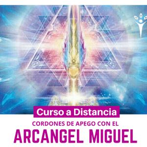 Corte de cordones de apego con el Arcángel Miguel